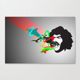 """Taste the Rainbow"" Canvas Print"