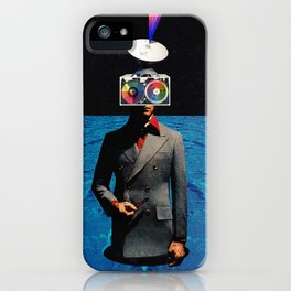 The High End Of The Spectrum iPhone Case
