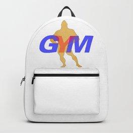 GYM Man 2 Backpack