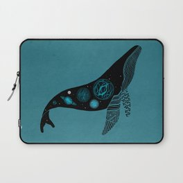 Whale Soul & the Galactic Tour Laptop Sleeve