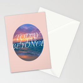 Inspirational Poster Stationery Cards