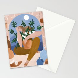 If you hug them, they will grow Stationery Cards