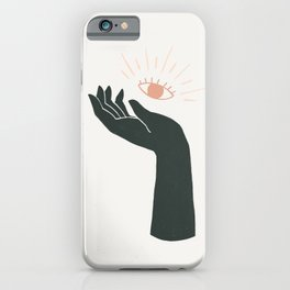 share your vision iPhone Case