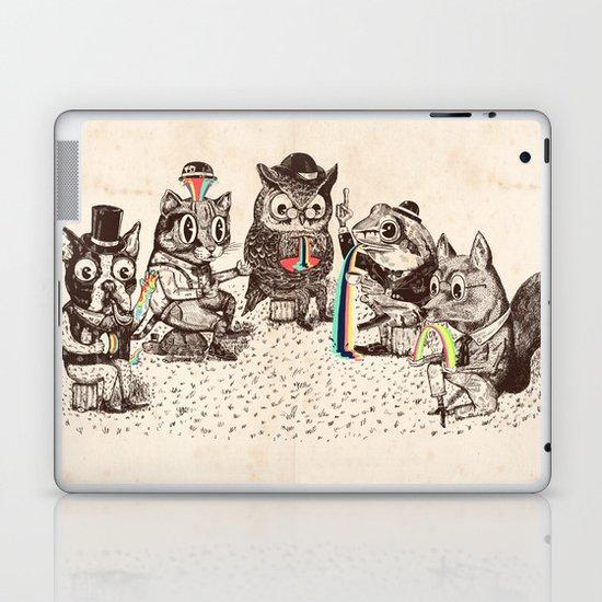 Strange Animals Laptop & iPad Skin