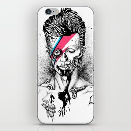 Zombowie iPhone Skin