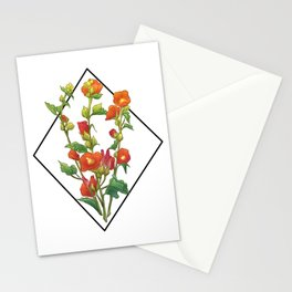 Emory Desert Mallow Stationery Cards