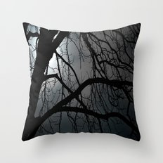 Mondlicht Throw Pillow