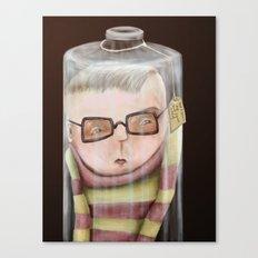 Bottled Canvas Print
