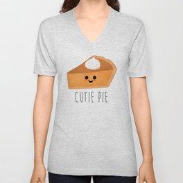 Cutie Pie Unisex V-Neck