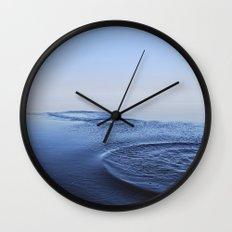 Silent Lake Wall Clock