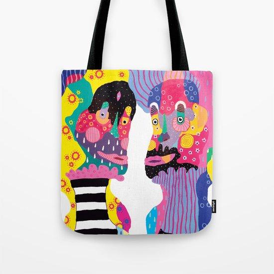 Weird & Weirder Tote Bag