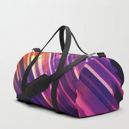 PONG - Pattern Duffle Bag