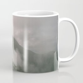 Foggy Forest (Squamish, British Columbia, Canada) Coffee Mug