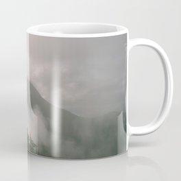 Foggy Forest (Squamish, British Columbia, Canada) Coffee Mug