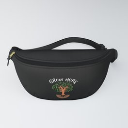 Gardening - Grow More Fanny Pack
