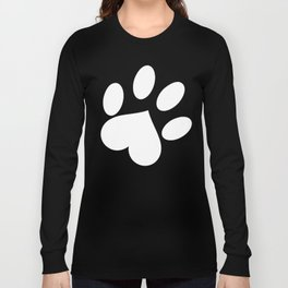 Paw love Long Sleeve T-shirt