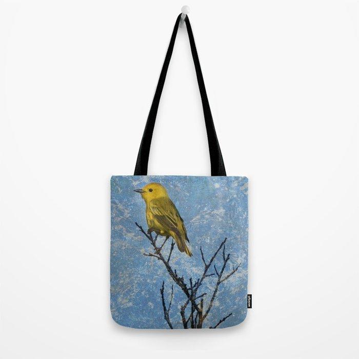 Watchful eye Tote Bag