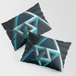 Impossible time Pillow Sham