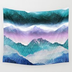 Mountain Dreamscape Wall Tapestry