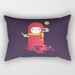 Afloat 1 Rectangular Pillow