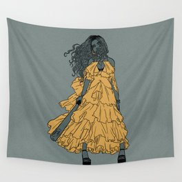 (Sorry) I Ain't Sorry Wall Tapestry