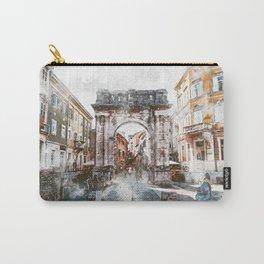 Pula, Croatia Carry-All Pouch