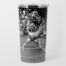 Kevin VonEric vs Frank Star Travel Mug