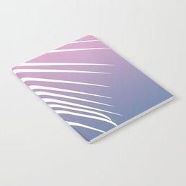 Pastel Palm 01 Notebook