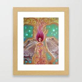Dragon's Call Framed Art Print
