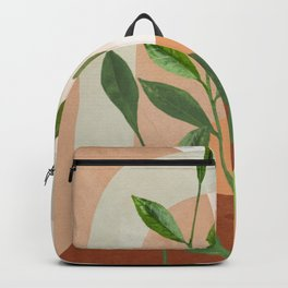 Nature Geometry XII Backpack