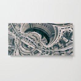 Albatox 66 Metal Print