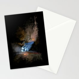 Castlevania: Vampire Variations- Hall Stationery Cards