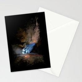 Castlevania: Vampire Variations- Hall Stationery Cards