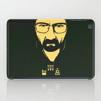 breaking bad iPad Cases featuring Breaking Bad by famenxt
