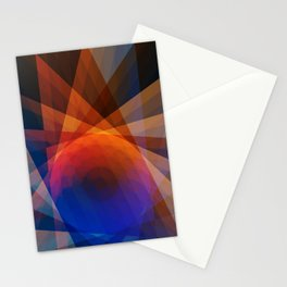A Receptive Mind is Connected Stationery Cards