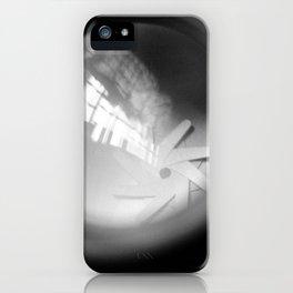 Aperture Lashes iPhone Case