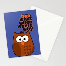 Journalism 101 Stationery Cards