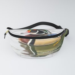 Wood Duck Three Fanny Pack