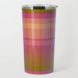 Complimentary Color harmony yellow/purple 2 Travel Mug