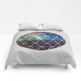 Space Geodesic Comforters