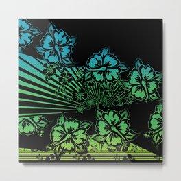 Hawaii Five-O Dark Metal Print