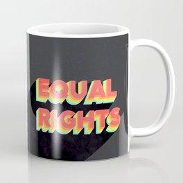 equal rights galaxy Coffee Mug