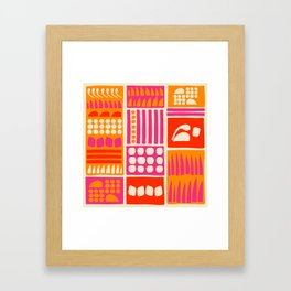 Utopia Framed Art Print