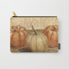 Mini Pumpkins I Carry-All Pouch