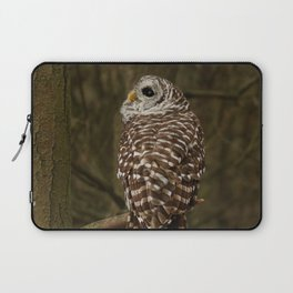 I hear the forest growing Laptop Sleeve