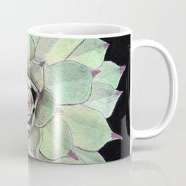 Sempervivum Eye 02 Coffee Mug