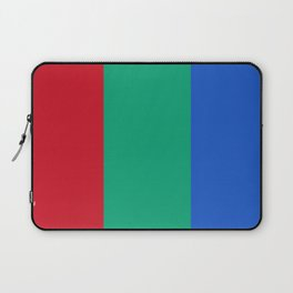 Flag of Mars - High quality authentic version Laptop Sleeve