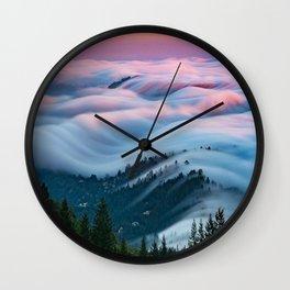 AMAZING NATURAL PHENOMENA Wall Clock