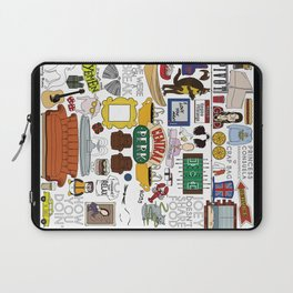 Collage Laptop Sleeve