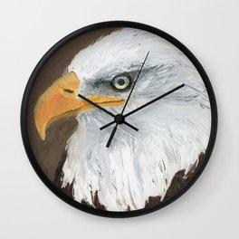 Eagle by MacGregor Wall Clock